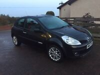 2007 Clio 1.2 Rip Curl Limited Edition 76,000 miles
