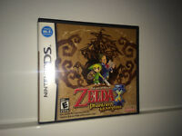 The Legend Of Zelda - Phantom Hourglass - Jeu Nintendo DS