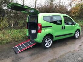2013 Fiat Qubo 1.3 Multijet MyLife 5dr [Start Stop] 5 door Wheelchair Adapted