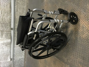 """DRIVE"" BRAND WHEELCHAIR"