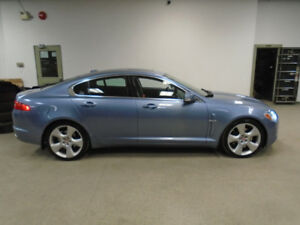 2009 JAGUAR XF SUPERCHARGED! 420HP! 1 OWNER! ONLY $12,900!!!!