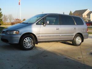 1998 Honda Odyssey EX Minivan, Van