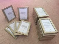 Photo frames for wedding or house