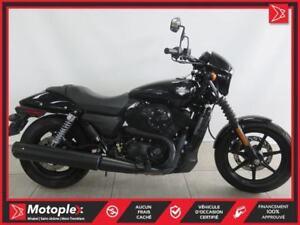 2015 Harley-Davidson XG500  Street 500 31,38$/SEMAINE