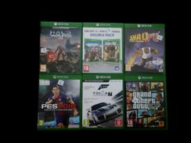 Games Xbox One Read Description