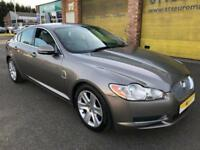 2010 Jaguar XF 3.0 V6 Premium Luxury 4dr Petrol grey Automatic