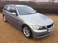 2007 BMW 320d 2.0TD, ESTATE, 2007MY d SE Touring, Diesel, Start Stop Technology