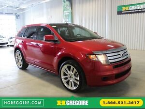 2010 Ford EDGE Sport AWD Cuir Toit Panoramique