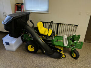 Ztrak Z355e Ride On Mower