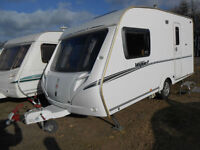 Abbey Vogue 460 2 Berth, One Owner, FSH, Motormover