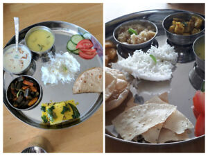 Home Cooked Veg Gujarati Foods / Tiffin Service