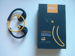 Mpow Cheetah Bluetooth 4.1 Wireless Headphones
