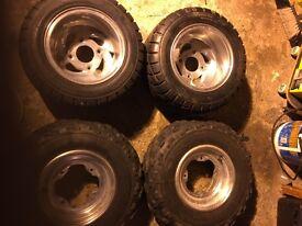 Raptor wheels