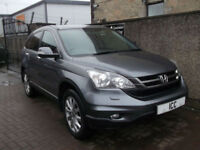 12 12 HONDA CRV 2.2 TURBO DIESEL ES-T 5DR NEWSHAPE NAV HEATED LEATHER BLUETOOTH