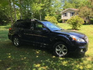 13 Subaru Outback Convenience Package, Excellent condition