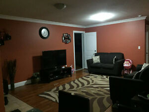 Two bedroom basement suite for rent in Abbotsford