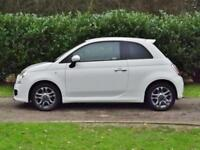 Fiat 500 1.2 S 3dr PETROL MANUAL 2014/63
