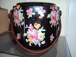 Antique Biscuit Jar from 1940's