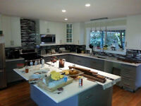 Finish Carpenter with 15 years exp in renovations available