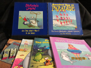 SHERMAN'S LAGOON COLLECTION By Jim Toomey -Set of 6 Books