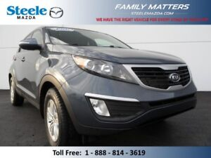 2012 Kia SPORTAGE LX WINTER DRIVER! OWN FOR $78 BI-WEEKLY WITH $