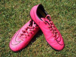 Indoor Soccer Shoes - Adidas Messi Size 6 /Nike Mercurial Size 4