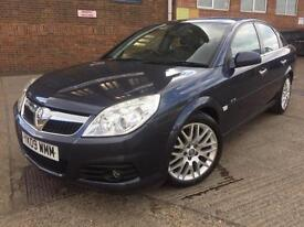 Vauxhall Vectra 1.9 CDTi 16v Auto 2009 Elite Hatchback Black 130k Good History