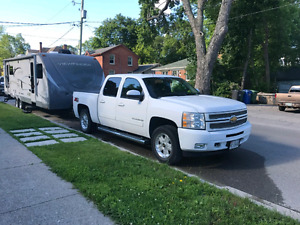 2012 Chevy Silverado and 2012 Viewfinder trailer for sale!