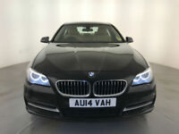 2014 BMW 518D SE 4 DOOR SALOON DIESEL 1 OWNER BMW SERVICE HISTORY FINANCE PX