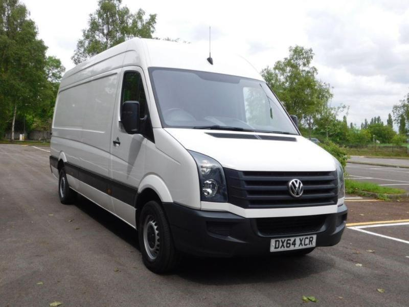 230773d560 VW Crafter CR35 TDI H R P V STARTLINE 1 OWNER