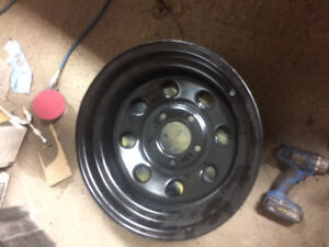 Mags - rims offset gm