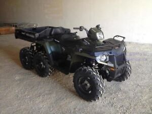Polaris Sportsman BIG BOSS 6x6 570 - Power Steering