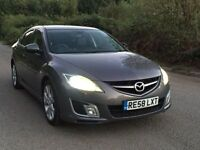 Mazda 6 sport 2.5 180bhp 1 owner from new