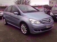 MERCEDES B200 2.0 CDI SE 2007 / 1 OWNER / 12 MONTHS M.O.T WITH NO ADVISORIES