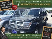 "RARE Dodge Nitro - MANUAL - TEXT ""AUTO LOAN"" TO 519 567 3020"