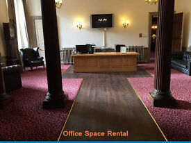 Fully Furnished - ( HILTON LANE -WV11) Office Space to Let in Wolverhampton