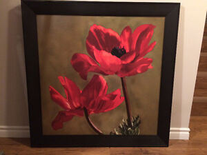 Beautiful Poppy Print