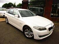 2012 BMW 5 Series 3.0 530d SE Touring 5dr 1 OWNER EX POLICE FSH NEW ENGINE@ 80K