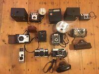 Vintage collectibles -Cameras