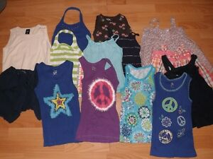 Lot of size 5 girls clothing - lots of brand names!