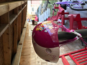Princess Bike Helmet