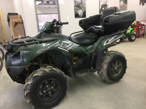 2016 KAWASAKI 750 BRUTE FORCE....FINANCING AVAILABLE