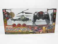 Green Shockforce Remote Control Helicopter