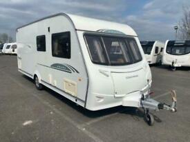 2009 COACHMAN AMARA 535/4 Touring Caravan - 4 Berth