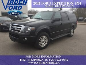 2012 Ford Expedition Max Limited