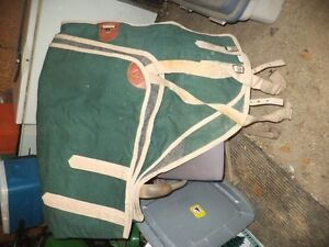 76 inch winter horse blanket used once then stored in a tote