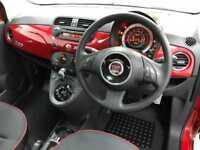 2014 64 FIAT 500 0.9 TWINAIR LOUNGE DUALOGIC 3D AUTO 85 BHP