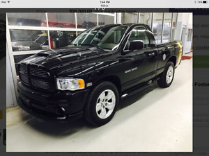 RUMBLE BEE DODGE RAM 5.7Ltr SUPERCHARGED ATTN COLLECTORS