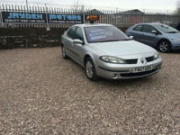 2007 RENAULT LAGUNA 2.0 DCi EXP NAV,ONLY 77000 MILES WITH FULL SERVICE HISTORY