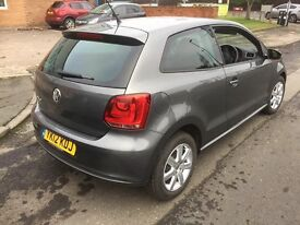 VOLKSWAGEN POLO 1.2 S.E. FULL SERVICE HISTORY. 12 MONTHS M.O.T